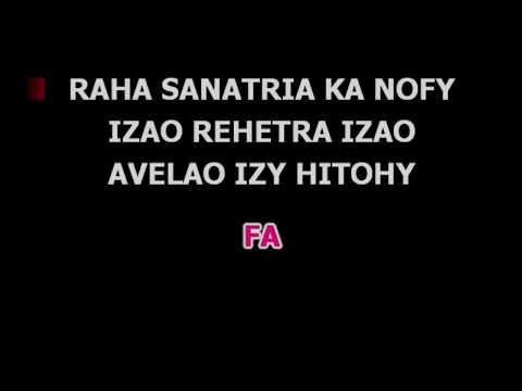 Njakatiana feat Poopy - Raha nofy (KARAOKE TRAILER)