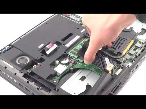 Building a EUROCOM PX7 Pro Xeon Powered Laptop - Mobile Workstation - Mobile Server