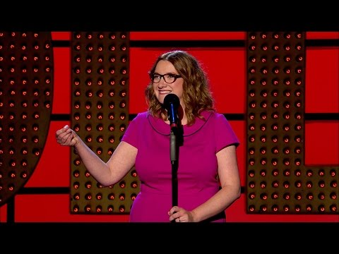 Sarah Millican's handy husband - Live at the Apollo: Series 10 Episode 1 preview - BBC One