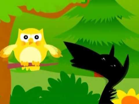 O Cucu na Floresta | Jardim de Infância Vol. 2