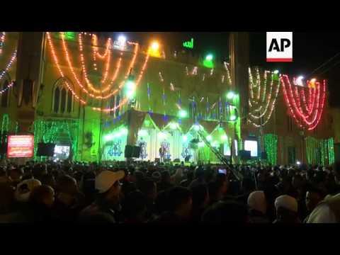 Birthday celebrations in Cairo for grandson of Prophet Muhammad