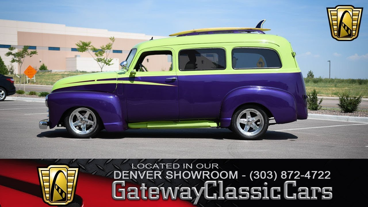 hight resolution of 1950 chevrolet suburban now featured in our denver showroom 306 den