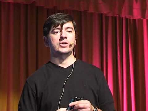 La historia detrás de las historietas: Chanti Gonzalez Riga at TEDxPlazadeMulas