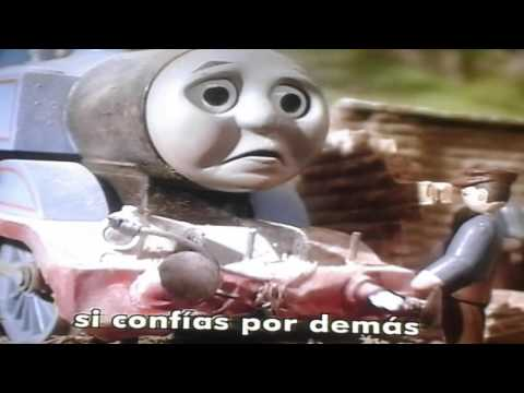 Thomas y sus amigos-cancion accidentes