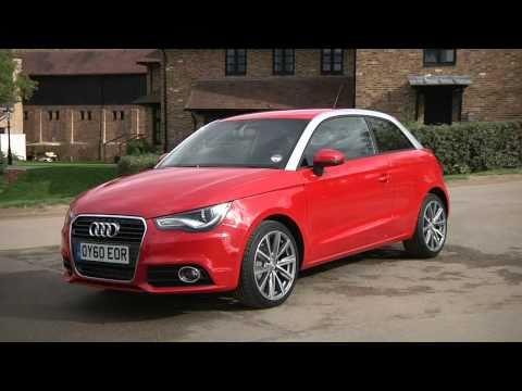 Audi A1 road test