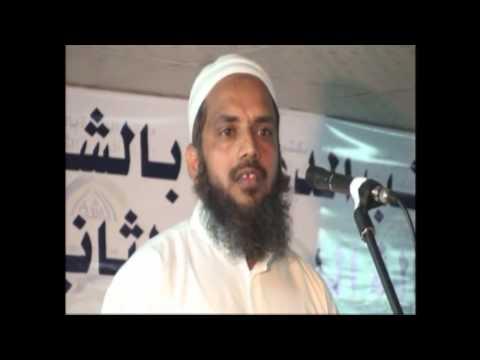 Ikhlaas (1/2) - Abdul Jabbar Madeeni (Riyadh Prg)