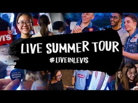 Levi's® Live Summer Tour | University of Nottingham