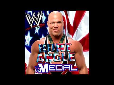 WWE: Medal (Kurt Angle) + AE (Arena Effect)