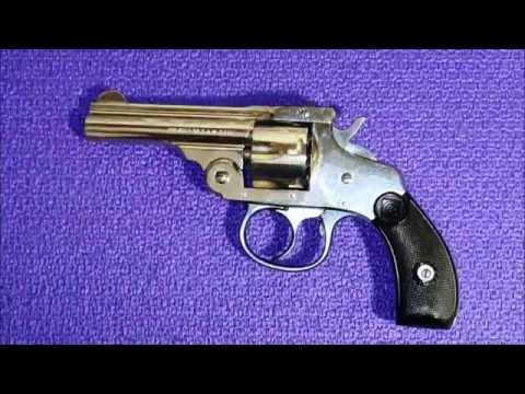Harrington and Richardson .32 S&W Top Break Revolver