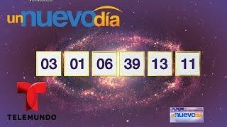 Repeat youtube video números de la suerte con Mario Vannucci   Un Nuevo Día   Telemundo