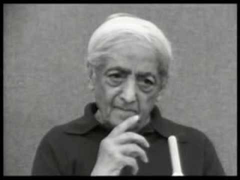J. Krishnamurti - Brockwood Park 1980 - Public Talk 4 - Religion, death and meditation