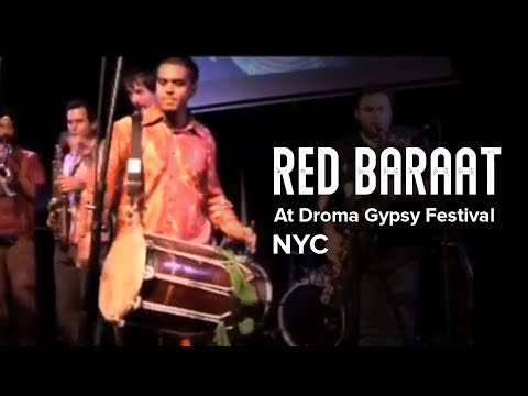 Red Baraat at Droma Gypsy Festival, NYC