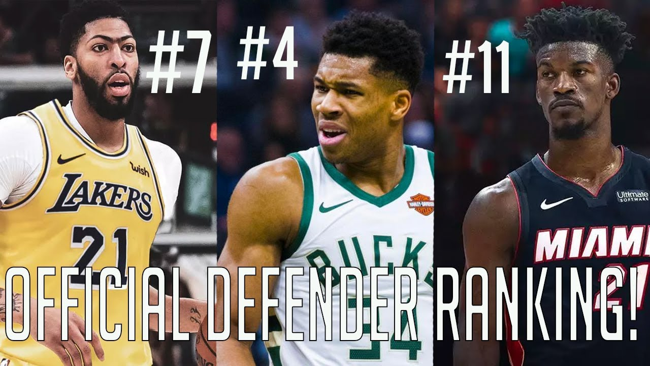 Ranking The BEST Defender From ALL 30 NBA Teams!