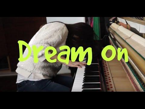 Dream On Aerosmith Classical Piano   AyseDeniz