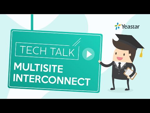 Tech Talk: Connect Branch Offices with S-Series Multisite Interconnect Feature