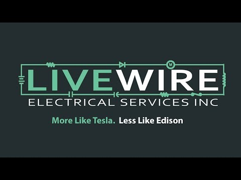 LiveWire Electrical - Facebook Commercial