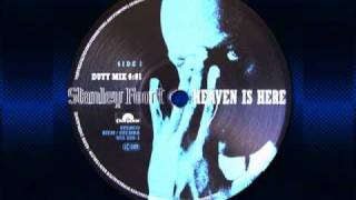 "STANLEY FOORT   ""Heaven is here"" 12"""