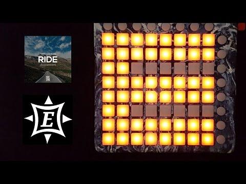 Twenty One Pilots - Ride (Jaydon Lewis Remix) // Launchpad Lightshow // 50 Sub Special