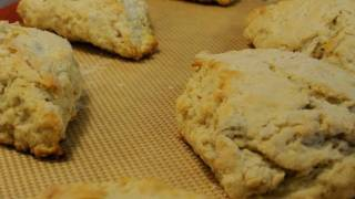 Starbuck's Scottish Oat Scones