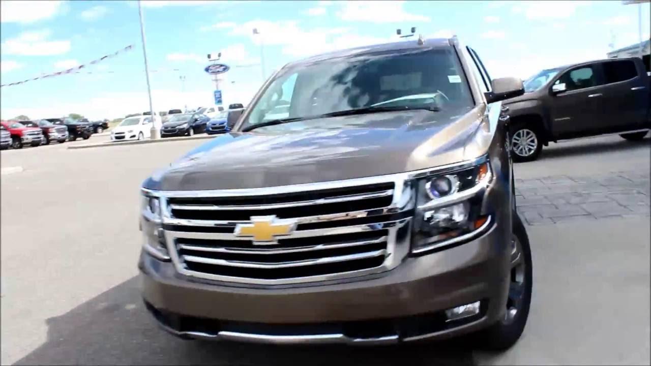 2016 Brown Chevrolet Tahoe LT 4WD | Calgary, Lethbridge   YouTube