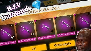 i Spent All My Diamonds For This Shit 😭 (Free Fire)