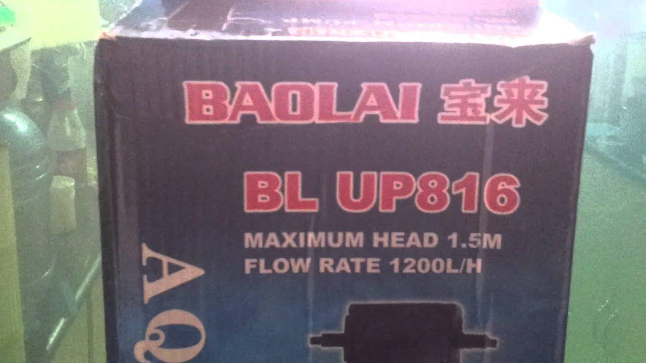 new uv lamp filter