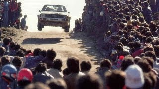 Rally Portugal Group B Crazy Fans The Best (Pure Sound) HD