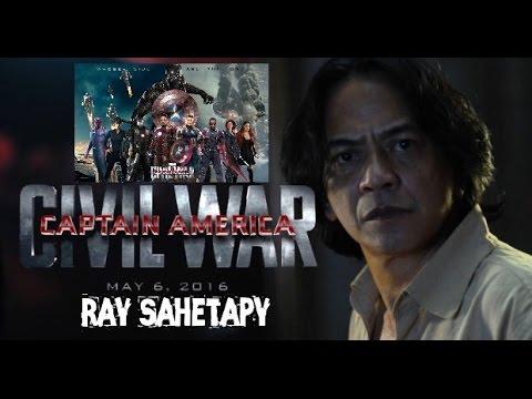 Ray Sahetapy Gagal Maen Film Captain America: Civil War