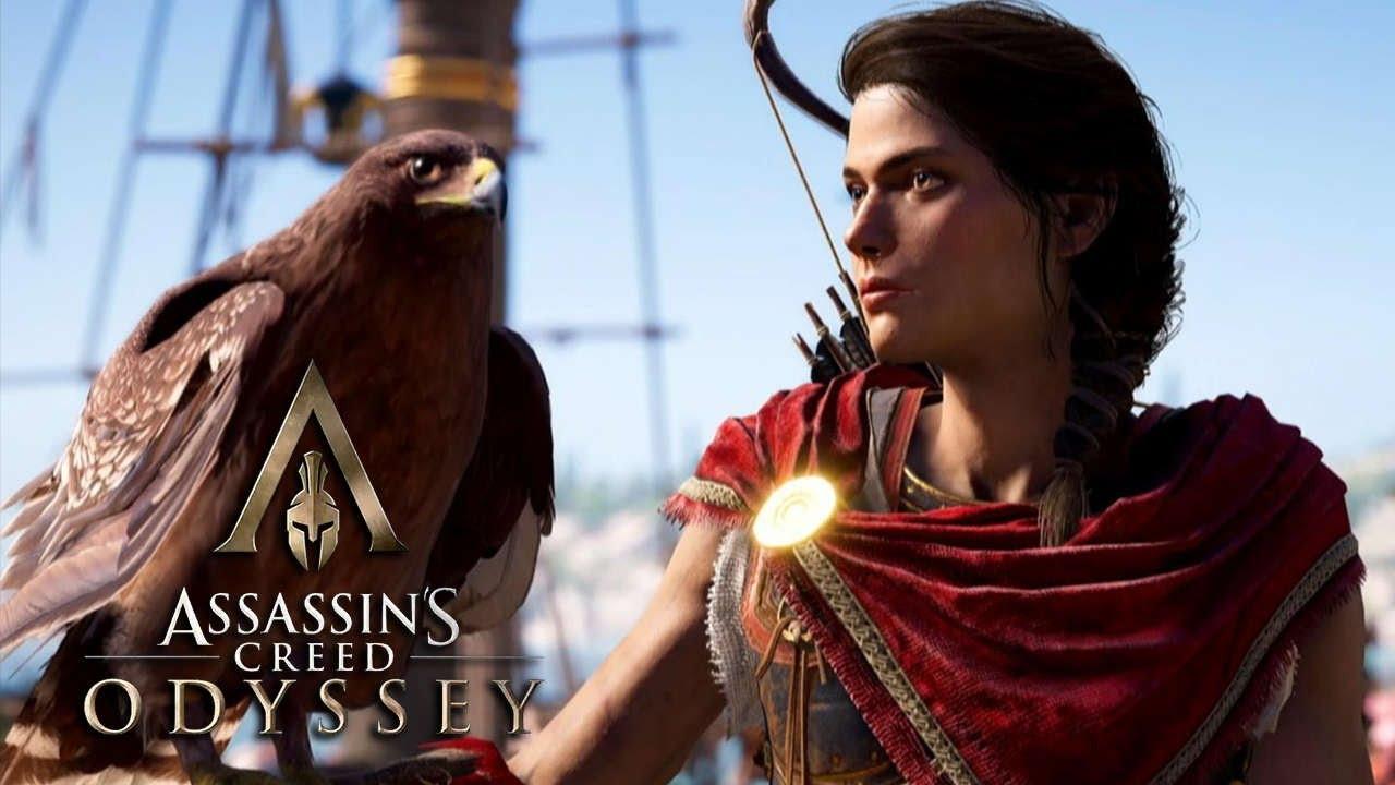 Assassin's Creed Odyssey  ПОЛНОЕ ПРОХОЖДЕНИЕ (ЧАСТЬ - 12)
