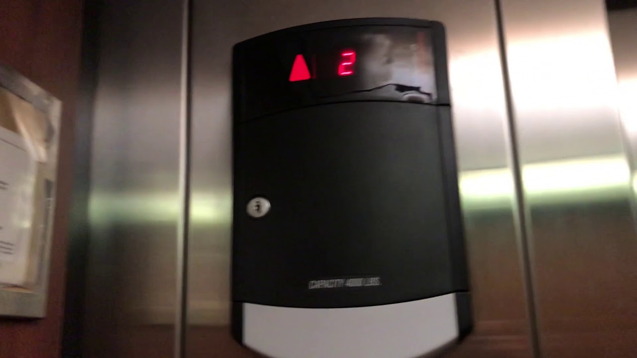 Schindler 321a Hydraulic Elevator At Alick S Home Medical In South Bend In