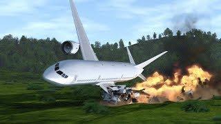 Российский самолет упал в Сирии , погибли 32 человека|При посадке на базе Хмеймим