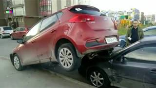 Житель Ленобласти разбил 6 авто, пытаясь привезти к себе двух женщин