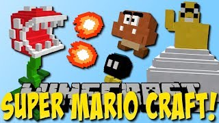 Neue Mario Mod! (Bob-omb, Piranha, Lakitu) [Pocket Edition]