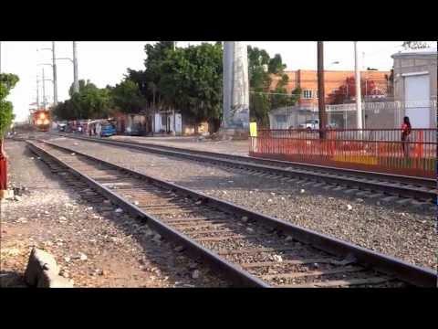 Ferromex Interpacifico EMD SD70ACe #4029 Rumbo Mexicali en la via T Guadalajara Jalisco Mexico.
