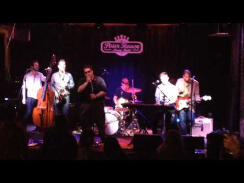 The Dagmar Bumpers at The Pour House 11 23 2014