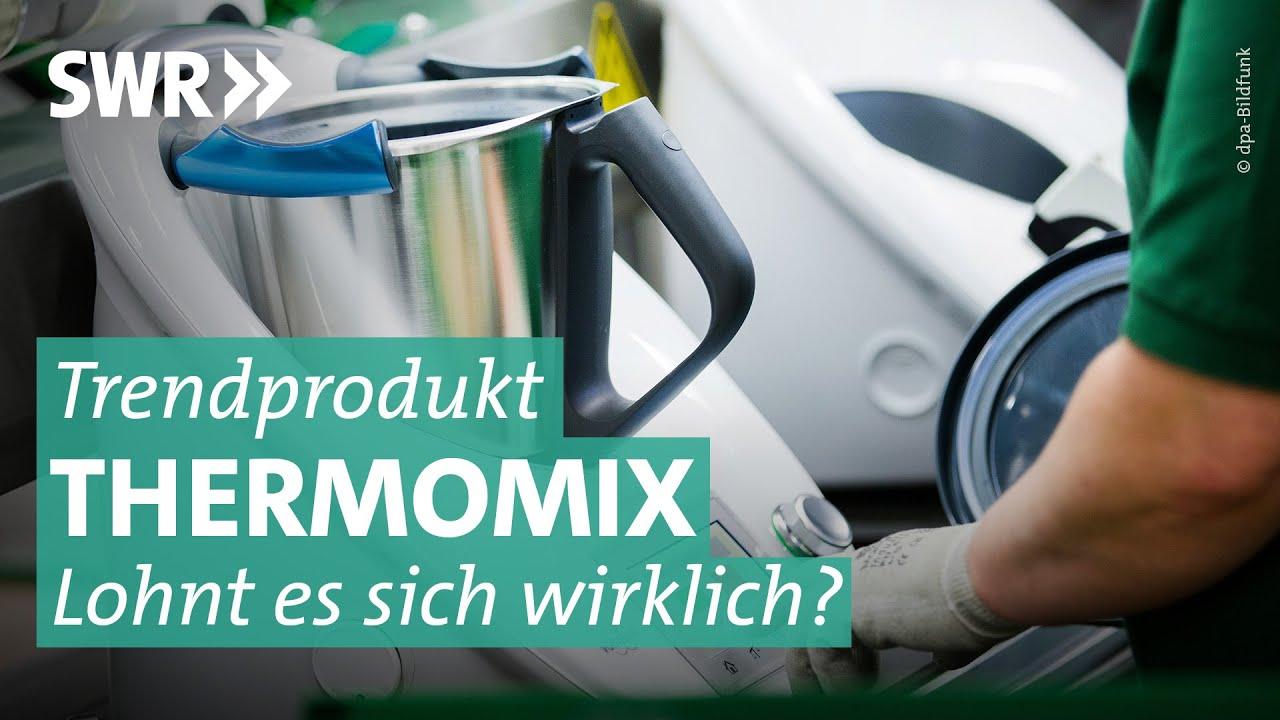 Thermomix: Wie das Küchengerät gepusht wird - YouTube