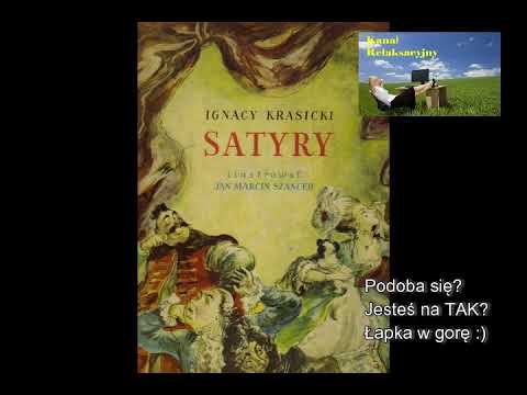 Ignacy Krasicki Satyry Część Pierwsza żona Modna