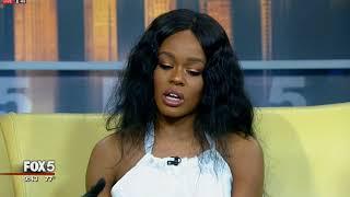 Azealia Banks (Interview) - Good Day New York