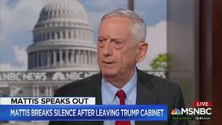 Mattis: NATO is stronger under President Trump