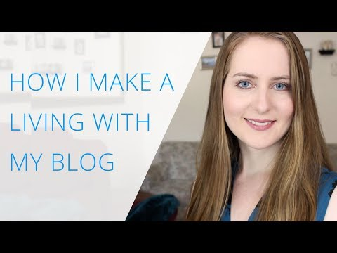 How I Make Money Blogging in 2017 // Gillian Perkins