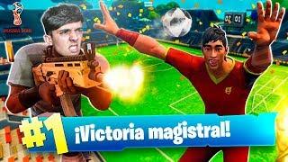 EL MEJOR PICHICHI de FORTNITE: Battle Royale!! - Agustin51