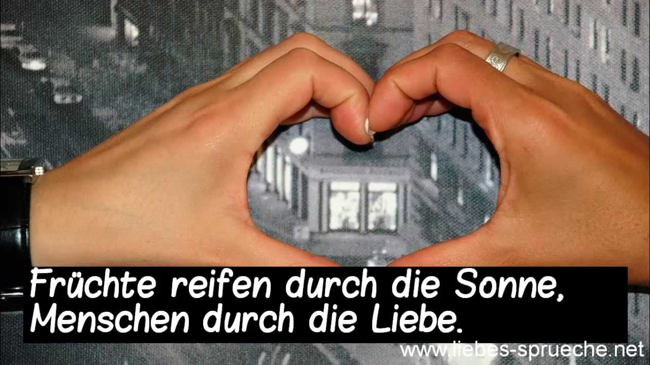 Merveilleux Liebessprüche   Sprüche Zum Nachdenken Und Zum Verlieben!   YouTube