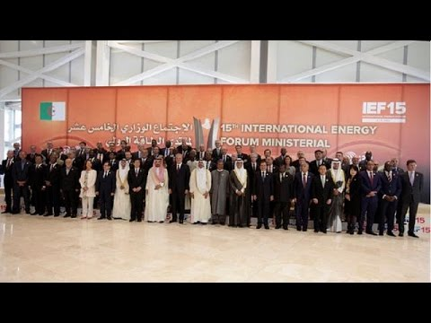 International Energy Forum discusses thorny energy crisis ahead of OPEC meeting