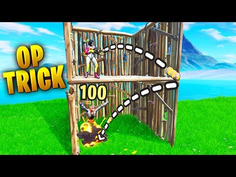 THIS NEW TRICK IS OP!! - Fortnite Funny WTF Fails And Daily Best Moments Ep.1303