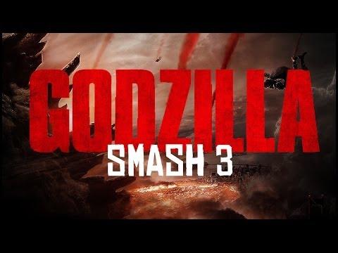 Godzilla Smash 3 - MOBILE GODZILLLAAAA! - 동영상