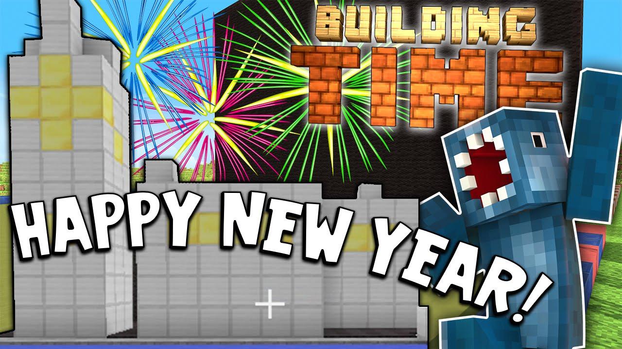 Minecraft Xbox - HAPPY NEW YEAR! - Building Time! [#15] - 3i3i