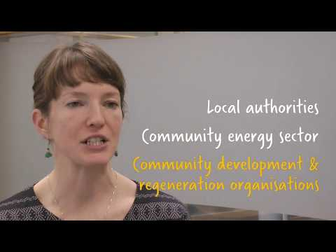 Bringing local energy benefits to low income communities