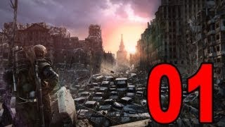 Metro: Last Light - Part 1 - The Beginning (Let's Play / Playthrough / Walkthrough)(Buy this game: http://amzn.to/1zeeQXw Metro: Last Light Playlist: http://bit.ly/1BsbGPg Expand the description for more ▽ Check out my main channel: ..., 2013-05-14T23:04:51.000Z)
