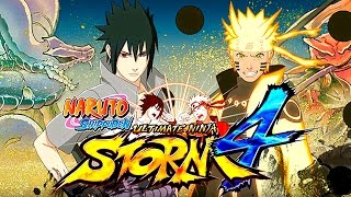 NARUTO SHIPPUDEN: Ultimate Ninja STORM 4 - PS4 Gameplay