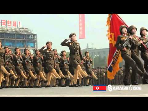 The World Armed Forces Series | Korean People's Army | Created by Sairagon 1988